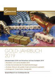 """""""Gold-Jahrbuch 2019"""" von Goldreporter"""