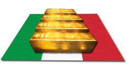 Gold, Italien (Bild Goldreporter)