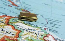 Gold, Venezuela (Foto: Goldreporter)