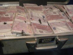 Bargeld, 500 Euro, Banknoten