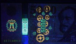 Ungarn, Geldschein, leuchtet
