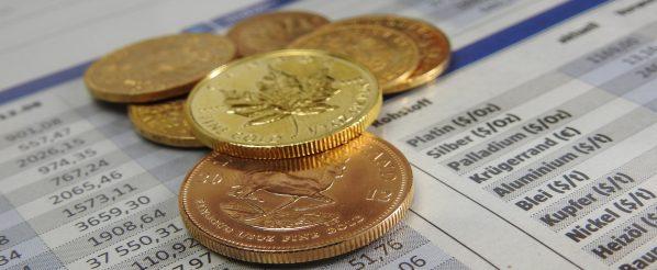 Gold, Goldmünzen (Foto: Goldreporter)