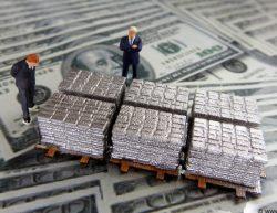 Silber, Banken (Foto: Goldreporter)