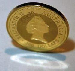 Gold, Känguru (Foto: Goldreporter)