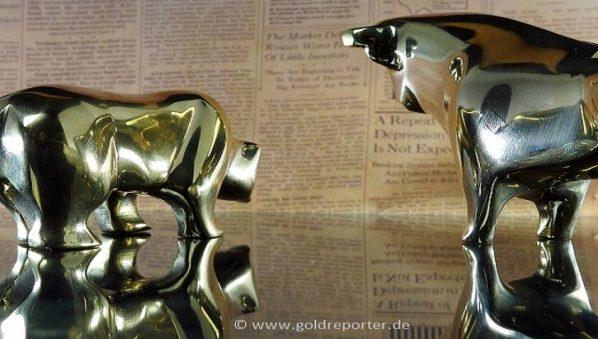 Gold, Goldpreis, Krise, Zentralbanken (Foto: Goldreporter)