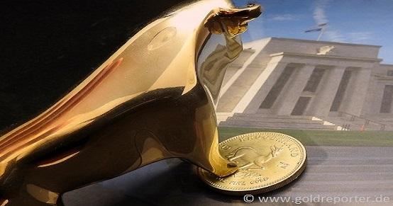 Gold, Fed (Foto: Goldreporter)