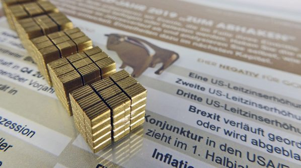 Goldpreis, Gold-Jahrbuch (Foto: Goldreporter)