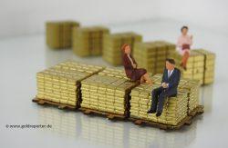 Gold, Vermögensschutz (Foto: Goldreporter)