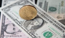 US-Dollar, Goldpreis (Foto: Goldreporter)