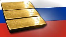 Gold, Russland (Foto: Goldreporter)