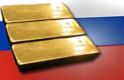 Gold, Goldreserven, Russland (Foto: Goldreporter)