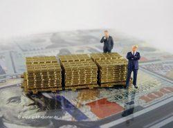 Gold, Goldmarkt (Foto: Goldreporter)