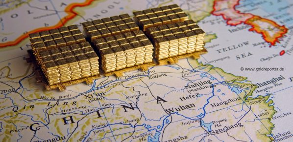 Gold, China (Foto: Goldreporter)