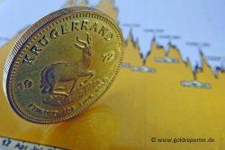Gold, Goldpreis, Krügerrand (Foto: Goldreporter)