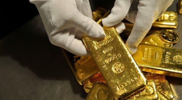 Gold, Goldbarren, Umfrage