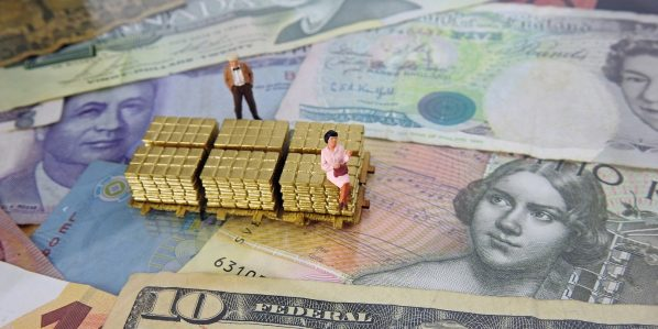 Gold, Goldpreis. Währungen, Länder (Foto: Goldreporter)