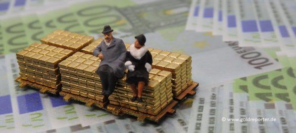 Gold, Versicherung (Foto: Goldreporter)