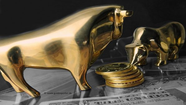 Gold, Goldpreis, Rally (Foto: Goldreporter)