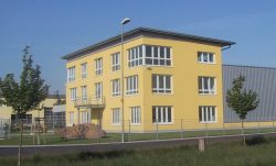 ESG Edelmetalle, Zentrale in Rheinstetten