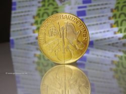 Gold, Euro, Philharmoniker (Foto: Goldreporter)