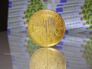Gold, Goldmünze, Philharmoniker