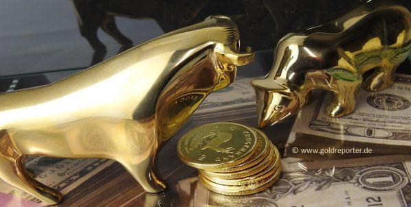Gold, Goldpreis, Bullenmarkt (Foto: Goldreporter)