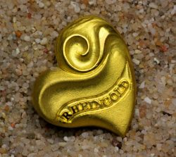 Gold, Rheingold, Herz (Foto: ESG Edelmetalle)