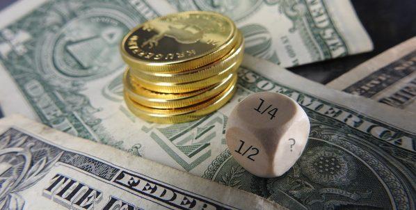 Gold, Goldpreis, Zinssenkung