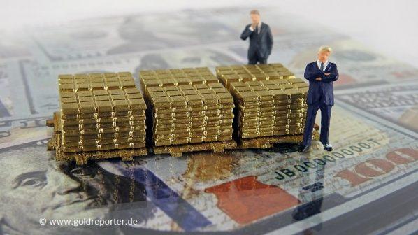Gold, Goldmarkt, Goldpreis (Foto: Goldreporter)