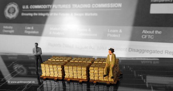 Goldpreis, Gold, CoT (Foto: Goldreporter)