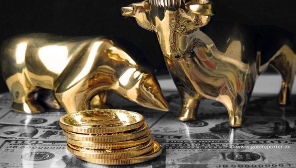 Goldpreis-Entwicklung: Jetzt wird es kritisch!