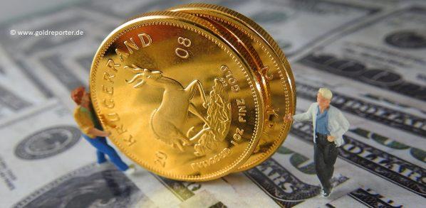 Gold, Gold kaufen, Banken (Foto: Goldreporter)