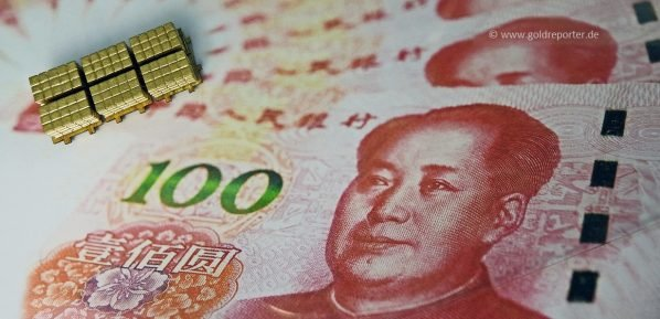 Gold, Goldpreis, Yuan, China (Foto: Goldreporter)