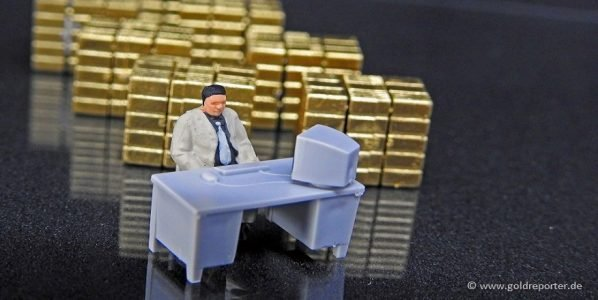 Gold, Goldmarkt, Futures (Foto: Goldreporter)