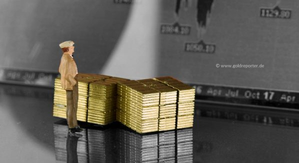 Gold, Goldpreis, Futures, Rekord (Foto: Goldreporter)