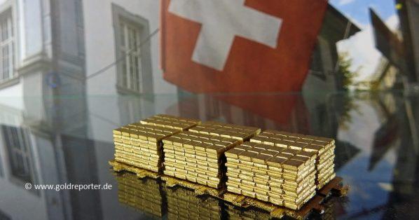Gold, Schweiz, Exporte, Importe (Foto: Goldreporter)