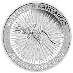 Silber, Känguru