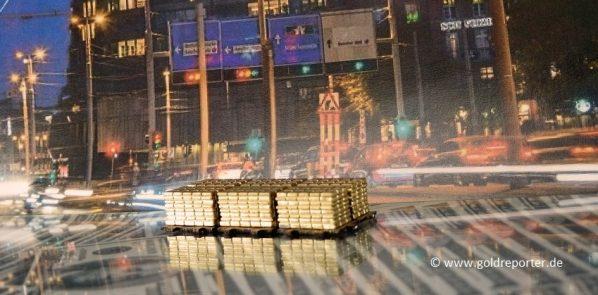 Gold, Goldpreis, BIZ (Foto: Goldreporter)