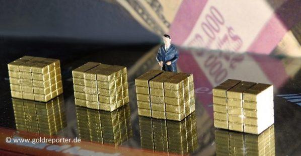 Gold, COMEX, Goldmarkt (Foto: Goldreporter)
