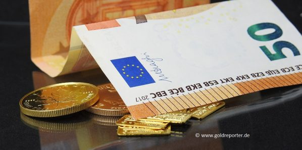 Gold, Gold kaufen, Händler (Foto: Goldreporter)