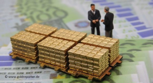 Gold. Goldpreis, Futures (Foto: Goldreporter)