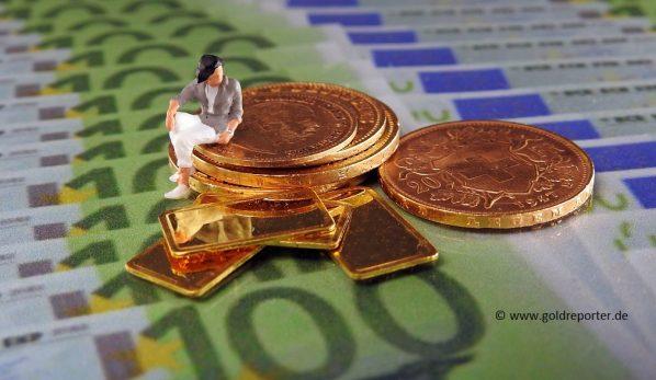 Gold, Gold kaufen, Gelegenheit (Foto: Goldreporter)