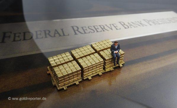 Gold, Goldpreis, Fed, Sitzung (Foto: Goldreporter)
