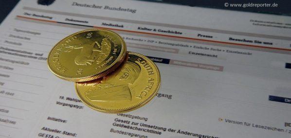 Gold, Gold kaufen, anonym, Grenze (Foto: Goldreporter)