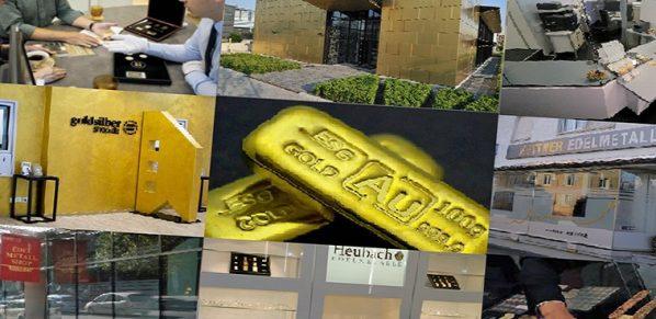 Gold kaufen, Händler, Edelmetall