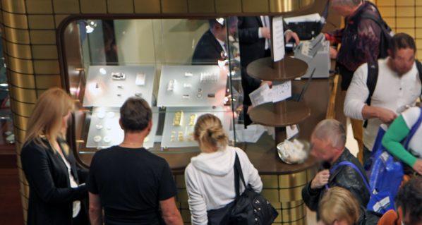 Gold, Goldmünzen, Goldbarren, Händler (Foto: Goldreporter)