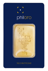 Philoro, Goldbarren