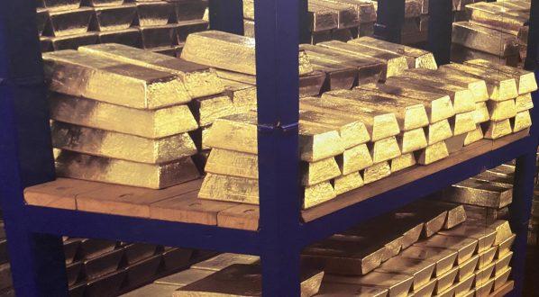 Gold, Goldbarren, Gold-ETF