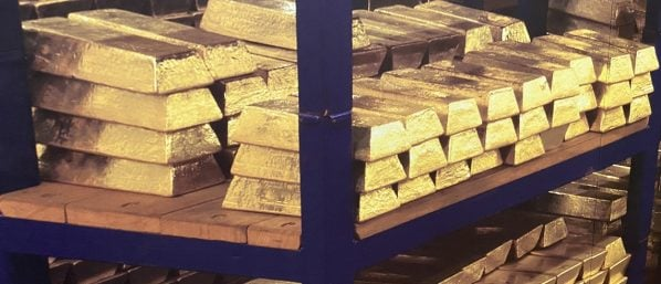 Gold, Goldbarren, ETF