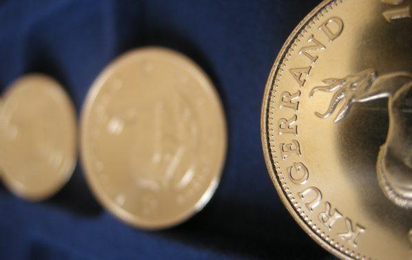 Gold, Krügerrand, Goldmünze (Foto: Goldreporter)